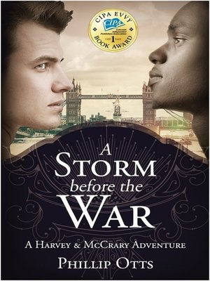 cover image of A Storm Before the War