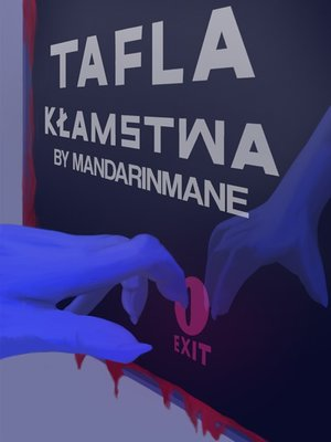 cover image of Tafla kłamstwa