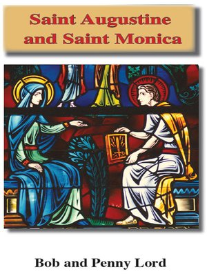 cover image of Saint Augustine and Saint Monica