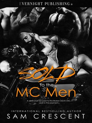 cover image of Sold to the MC Men