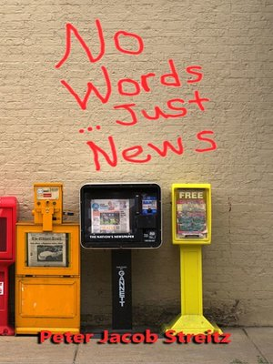 cover image of No Words ... Just News