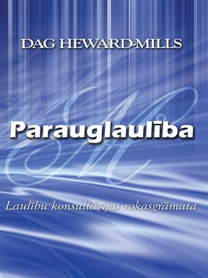 cover image of Parauglaulība