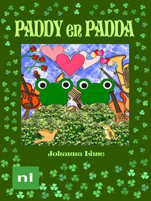 cover image of Paddy en Padda