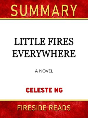 cover image of Summary of Little Fires Everywhere