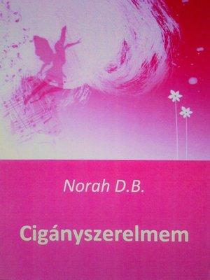 cover image of Ciganyszerelmem