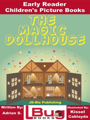 cover image of The Magic Dollhouse