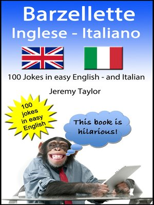 cover image of Barzellette Inglese Italiano