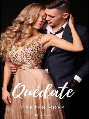 cover image of Quédate