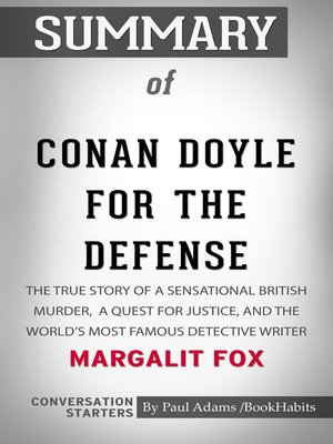 cover image of Summary of Conan Doyle for the Defense