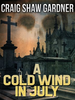 cover image of A Cold Wind in July