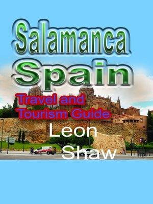 cover image of Salamanca, Spain