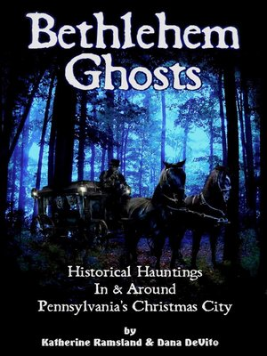 cover image of Bethlehem Ghosts