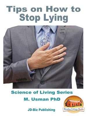 cover image of Tips on How to Stop Lying
