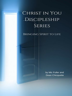 cover image of Christ In You Discipleship Series