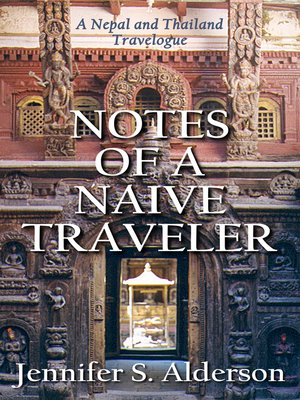 cover image of Notes of a Naive Traveler