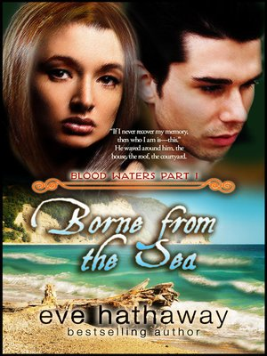 cover image of Borne from the Sea (Blood Waters 1)