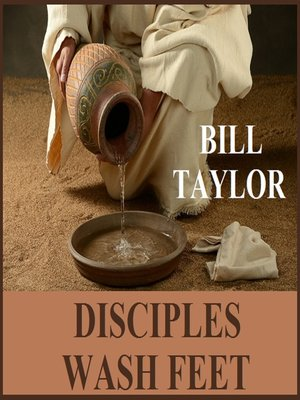 cover image of Disciples Wash Feet