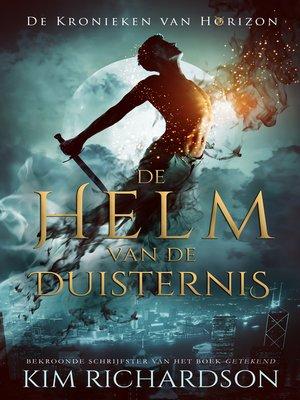 cover image of De Helm van de Duisternis