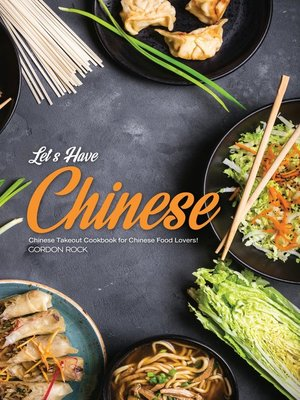 cover image of Let's Have Chinese!