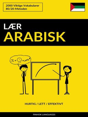 cover image of Lær Arabisk