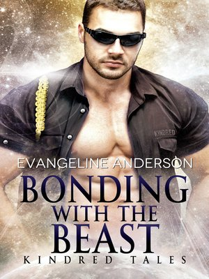 cover image of Bonding with the Beast (Kindred Tales)
