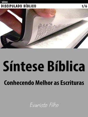 cover image of Síntese Bíblica