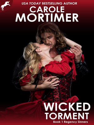 cover image of Wicked Torment (Regency Sinners 1)