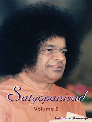 cover image of Satyopanisad Volume 2