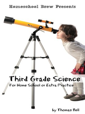 cover image of Third Grade Science (For Homeschool or Extra Practice)
