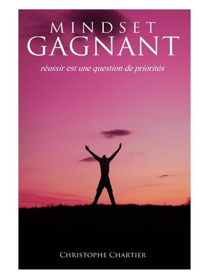 cover image of Mindset gagnant