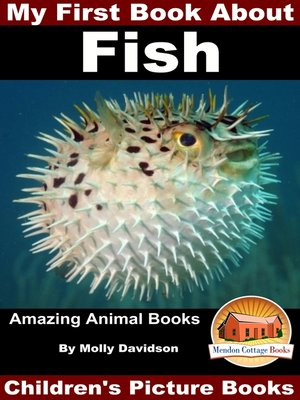 cover image of My First Book About Fish