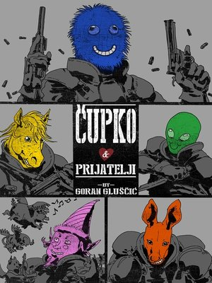 cover image of Čupko i prijatelji