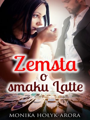 cover image of Zemsta o smaku Latte