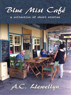 cover image of Blue Mist Cafe