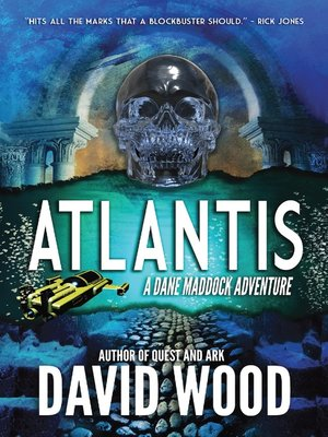 cover image of Atlantis- a Dane Maddock Adventure