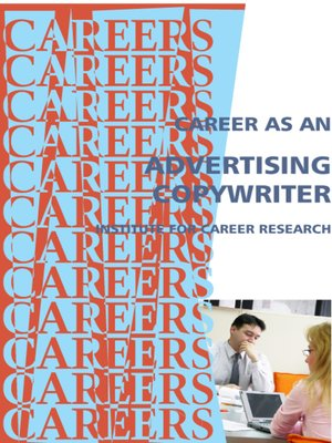 cover image of Career as an Advertising Copywriter