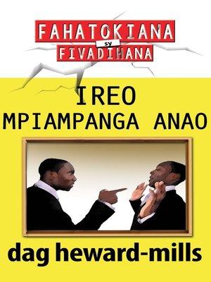cover image of Ireo Mpiampanga Anao