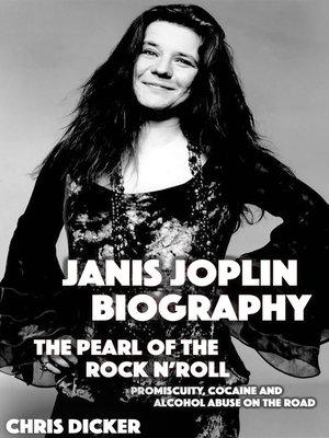 cover image of Janis Joplin Biography