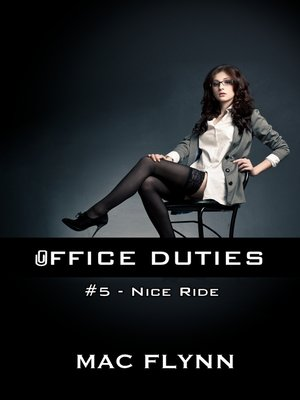 cover image of Office Duties #5 (Demon Paranormal Romance)