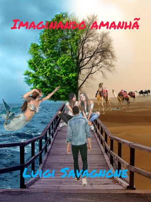 cover image of Imaginando Amanhã