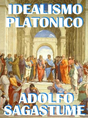 cover image of Idealismo Platonico