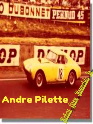 cover image of Andre Pilette