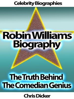 cover image of Robin Williams Biography