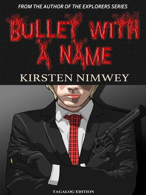 cover image of Bullet With a Name (Tagalog Edition)