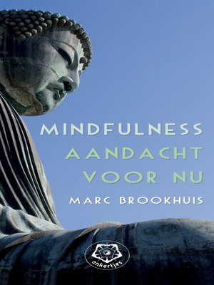 cover image of Mindfulness, aandacht voor nu