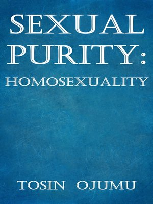 cover image of Sexual Purity