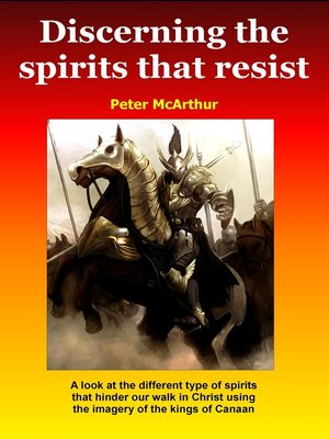 cover image of Discerning the Spirits that Resist