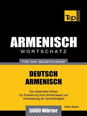 cover image of Deutsch-Armenischer Wortschatz für das Selbststudium