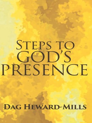 cover image of Steps to God's Presence