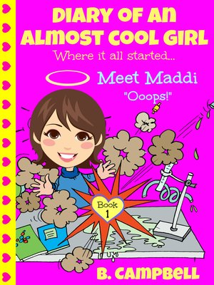 cover image of Diary of an Almost Cool Girl
